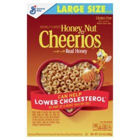 Cheerios Honey Nut