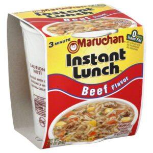 Mancare Instant